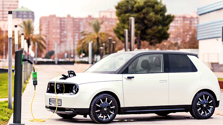 Honda E first drive: adorable, futuristic and fun to drive