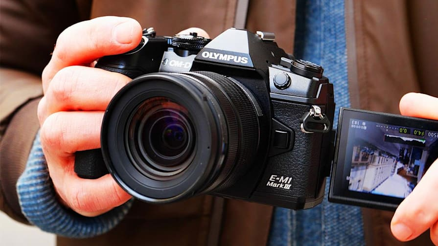 Olympus E-M1 III review: Fast, but way behind rivals