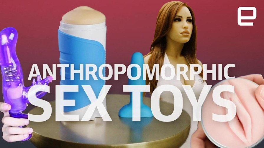 Vibrators, blowup dolls and the future of sex toy design   Computer Love