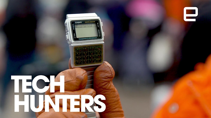 Tech Hunters: Keeping Watch On Wearable Tech