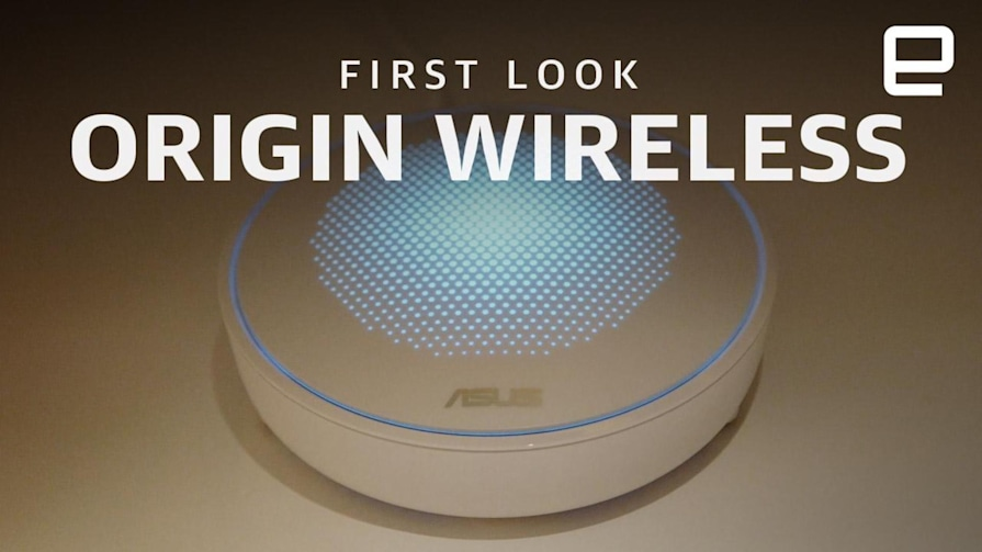 Origin Wireless motion-detecting mesh routers First Look at Computex 2018
