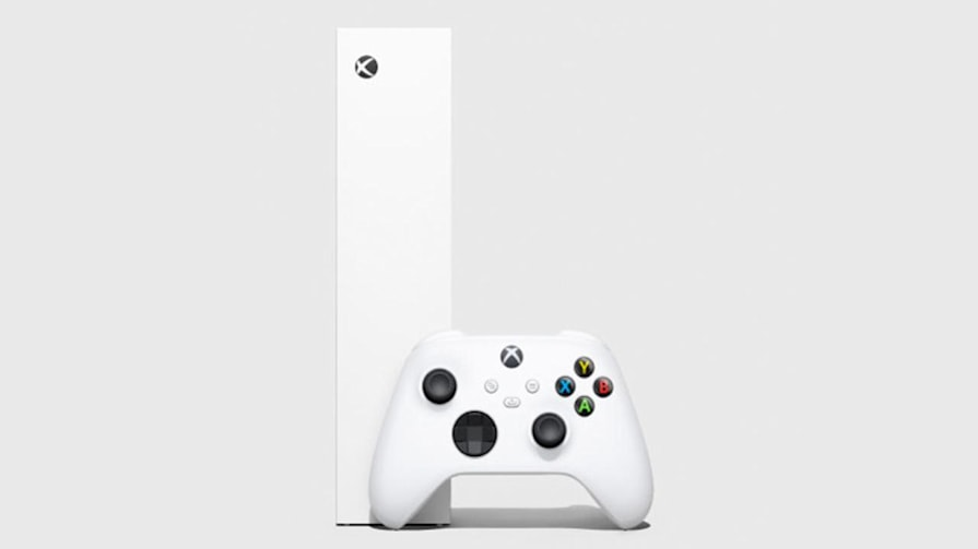 Xbox Series S is all about Game Pass