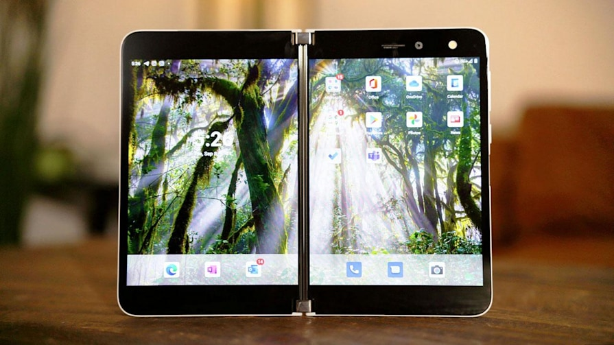 Microsoft Surface Duo: lousy tablet, okay phone, great device