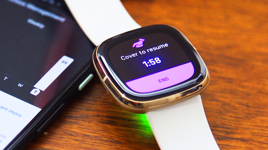 Fitbit Sense review: All the health-tracking you could want