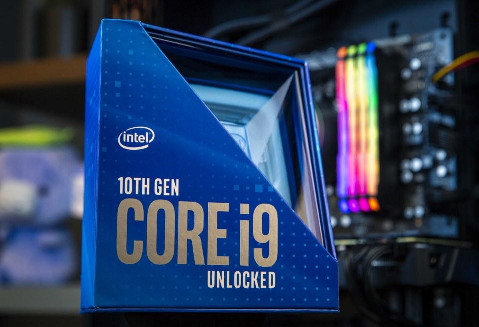 Intel 10th Gen S Series desktop CPUs