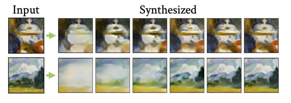 Timecraft AI, Cezanne ve Van Gogh resimleri için darbeleri yeniden yaratıyor