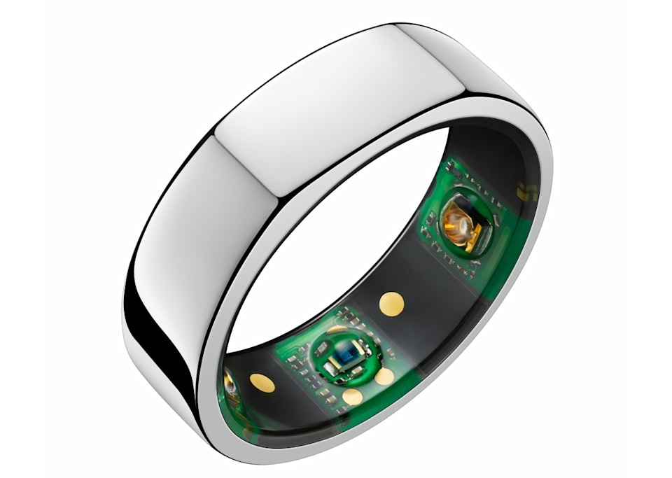 Oura smart ring