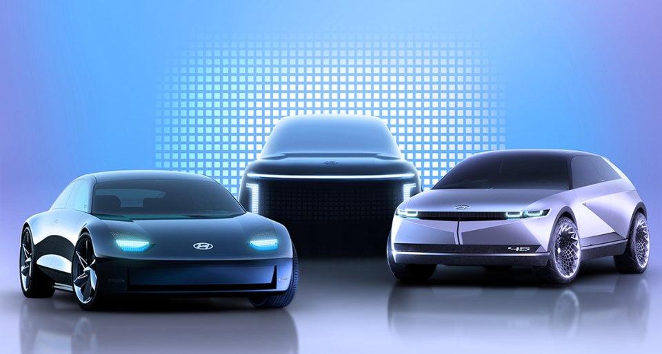 Hyundai Ioniq brand launch