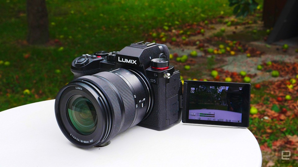 Panasonic S5 review: Incredible video power in a smaller package
