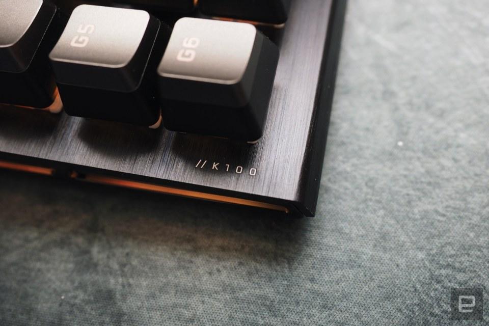 Corsair K100