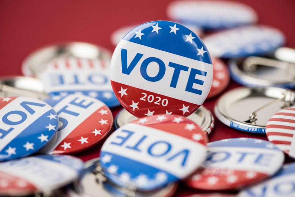 USA,  Voting, Election, 2020