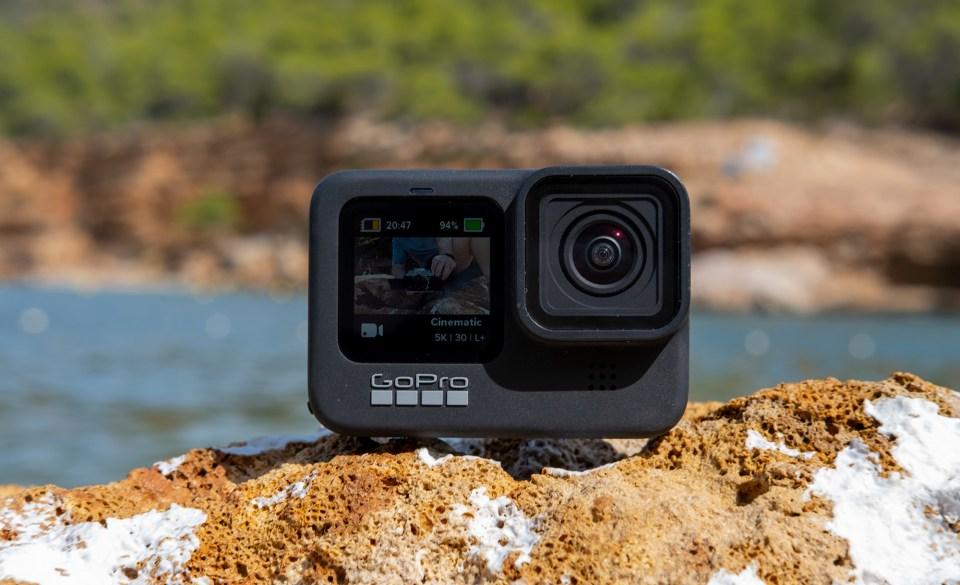 GoPro Hero 9 unveiled.