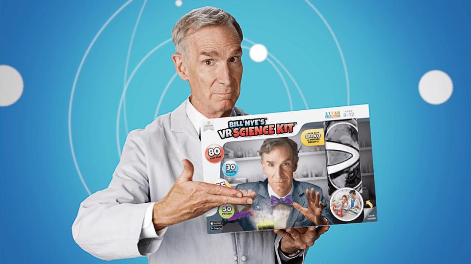 Bill Nye VR Science Kit