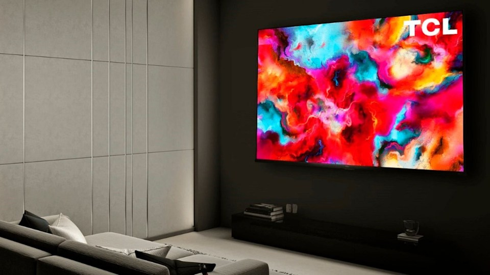 TCL 8-series 4K TV