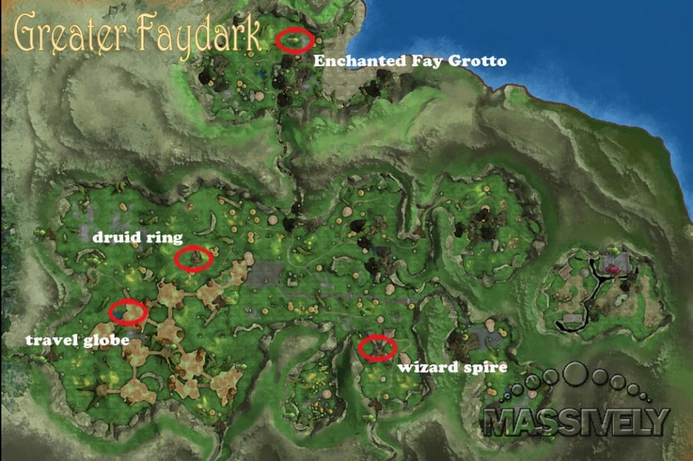 Tattered Notebook: A guide to EQII's Moonlight Enchantments