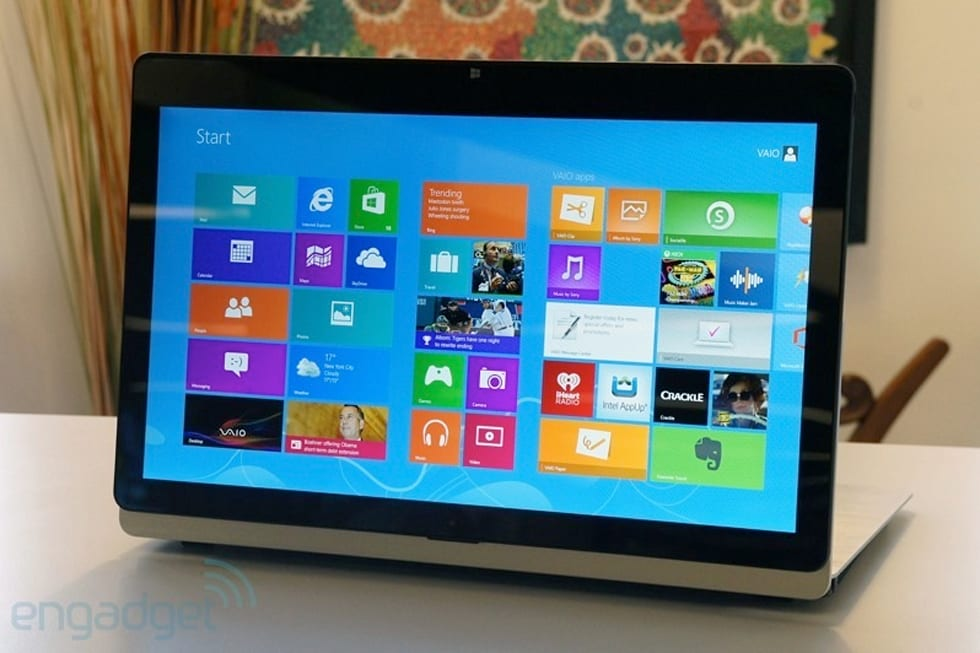 Sony VAIO Flip 15 review: Sony's new convertible is cheaper