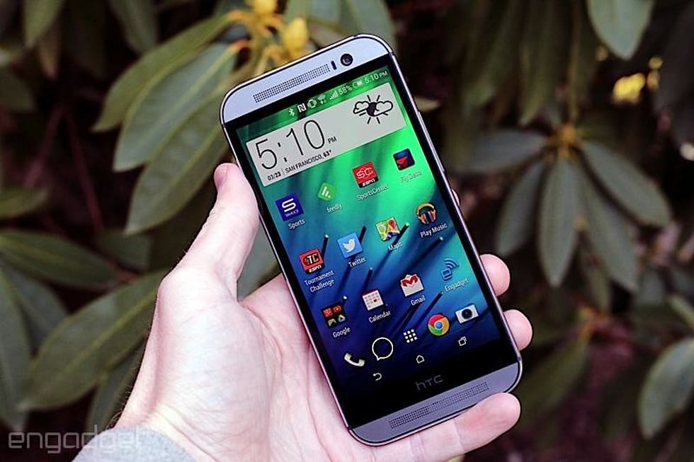 Htc One M8 Review A Great Phone Even If No Longer A Game Changer