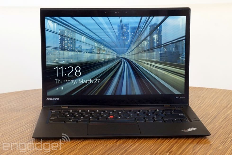 Lenovo ThinkPad X1 Carbon review (2014): new, but not