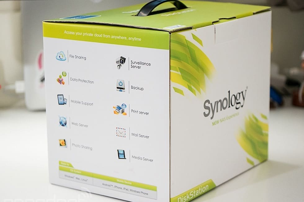 Synology DS214play with DSM 5.0 評測
