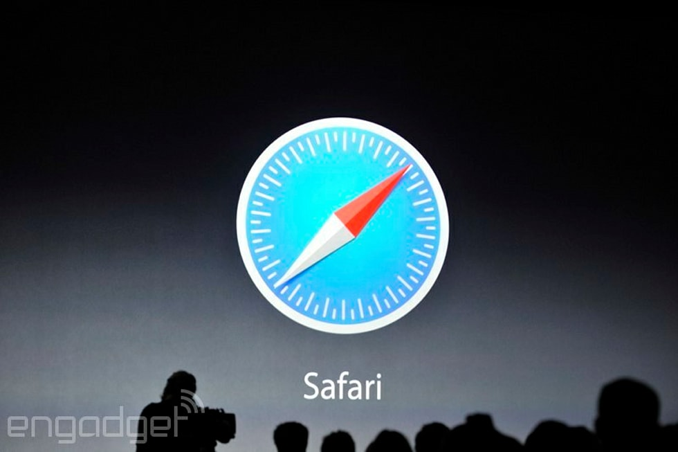 Apple Safari 2014