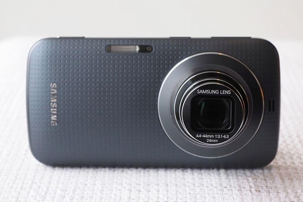 Galaxy K Zoom review: Samsung's best cameraphone yet