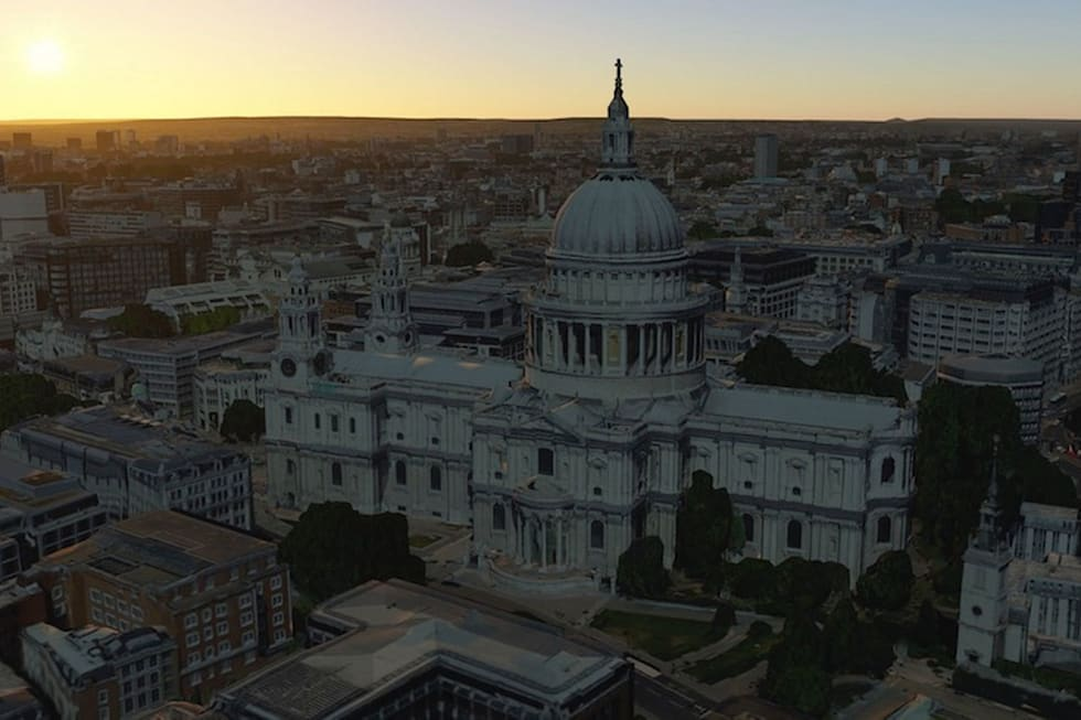 Take A D Tour Of London With Googles Latest Maps Update - Why no google maps 3d for us capitol