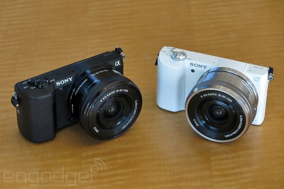sony alpha 5100 is the smallest aps c camera with a built in flash. Black Bedroom Furniture Sets. Home Design Ideas