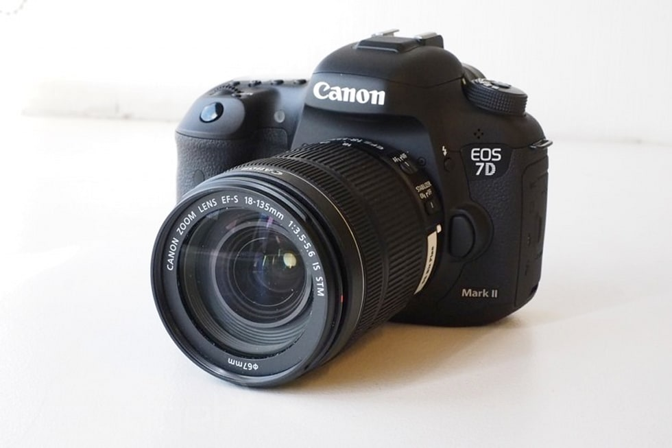 Canon 7D Mark II hands-on