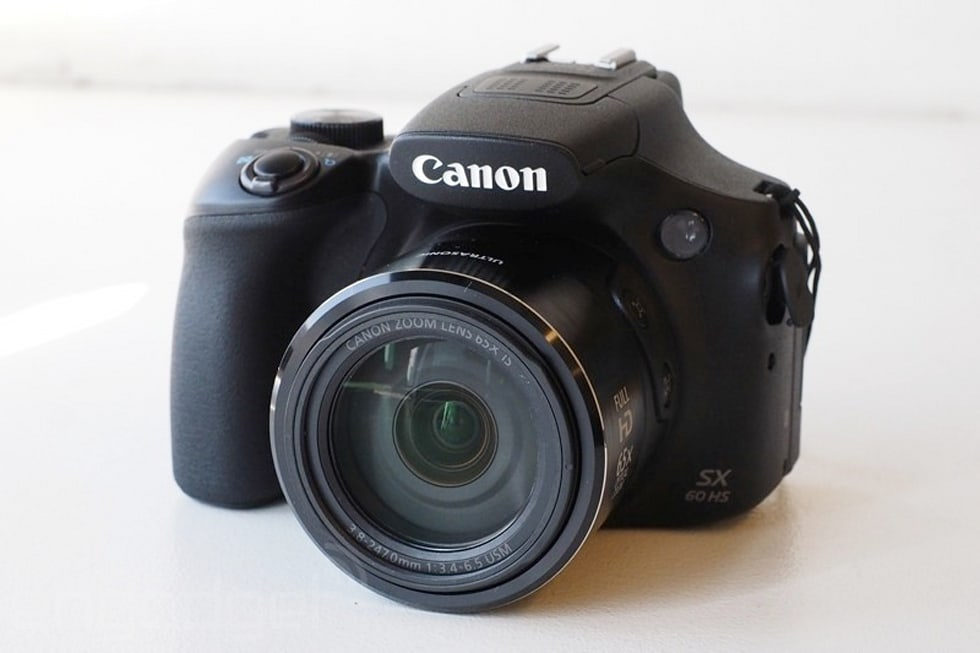 Canon SX60 HS hands-on
