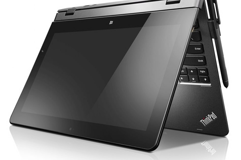Lenovo's ThinkPad Helix returns with a thinner design and