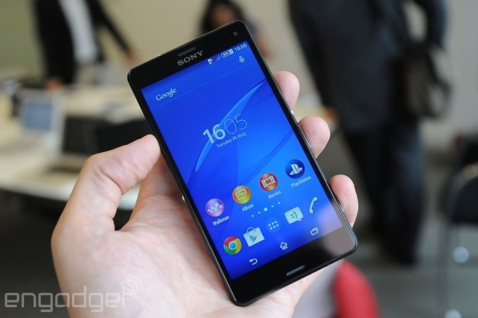 Sony's Xperia Z3 Compact represents what all 'mini' phones should be