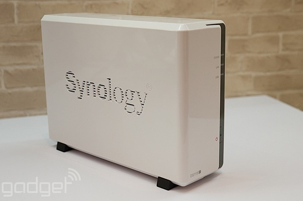 Synology DS115j 動手玩