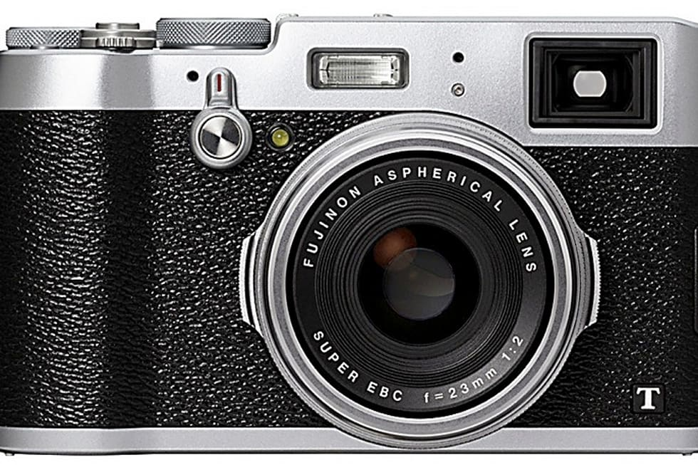 Fujifilm X100T and X-T1 Graphite Silver Edition
