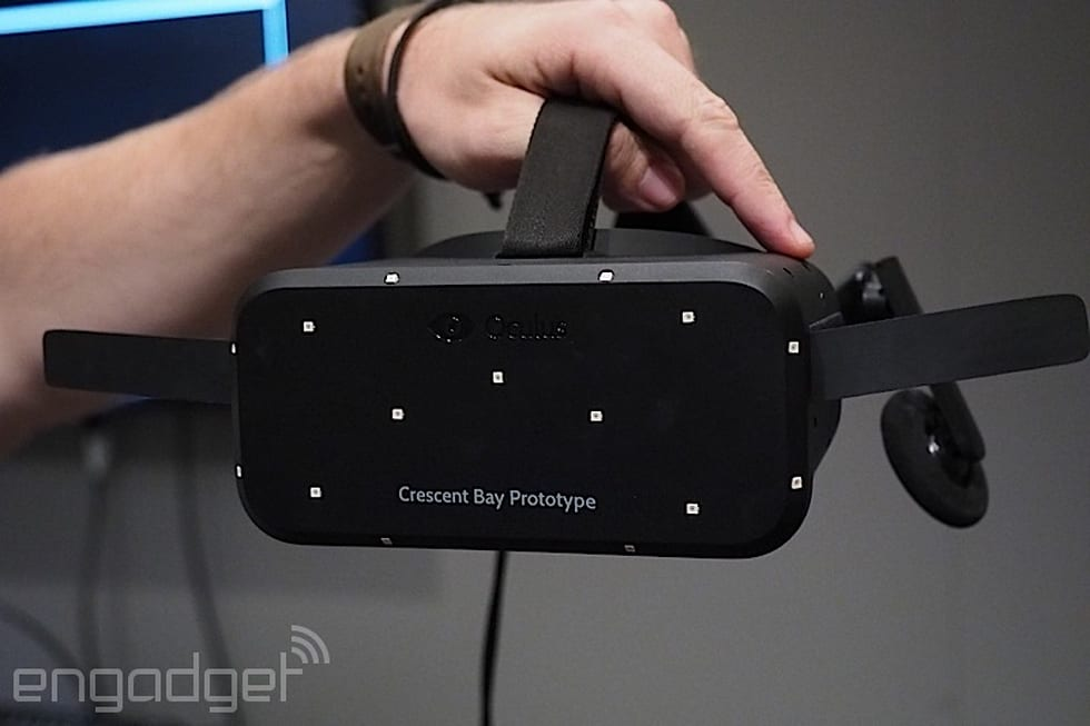 1b492773acb0 New Oculus Rift prototype brings out the best in virtual reality