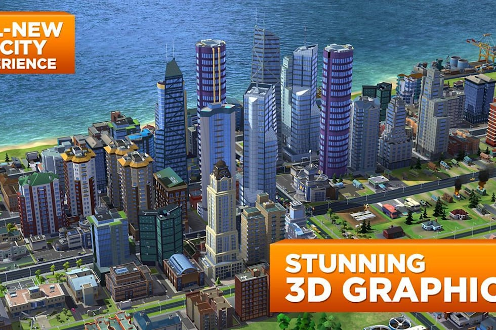 SimCity BuildIt soft launches, starts building on Android, iOS