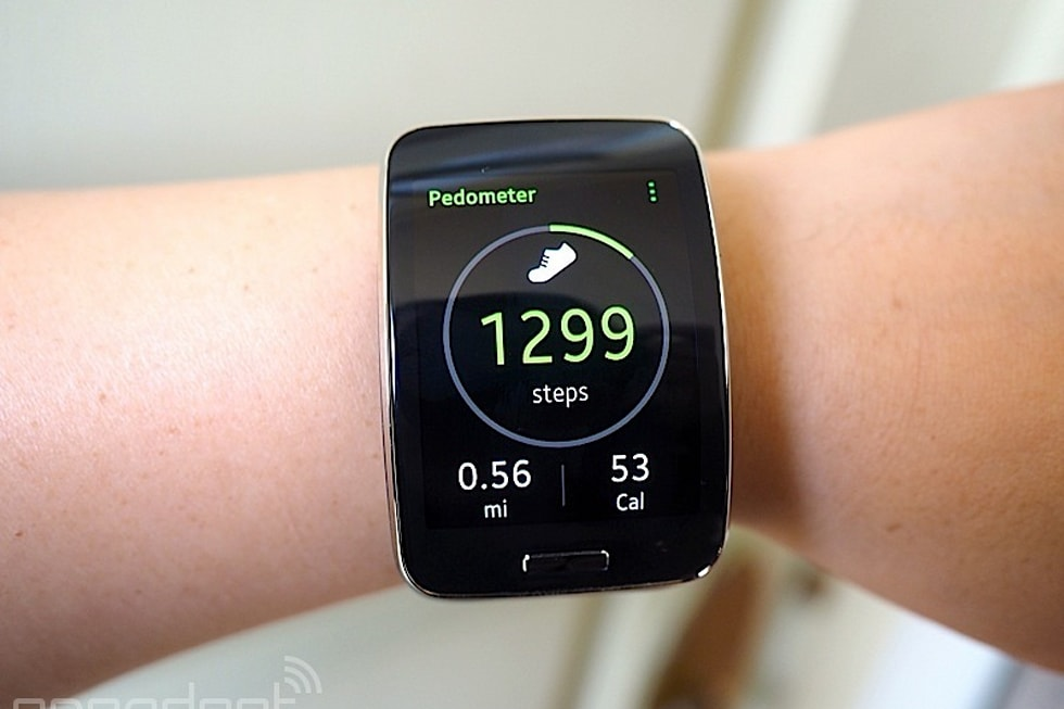 Samsung Gear S Review An Ambitious And Painfully Flawed