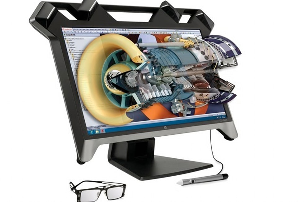 HP announces a slew of monitors at CES 2015