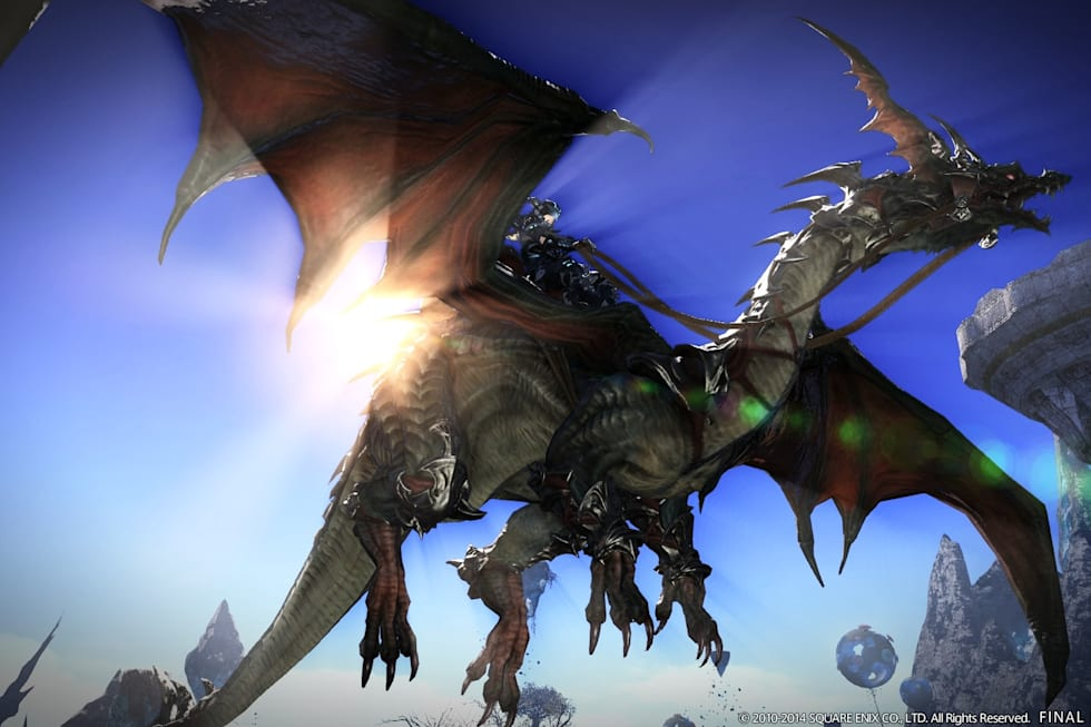 The Mog Log: Final Fantasy XIV's big fanfest reveals