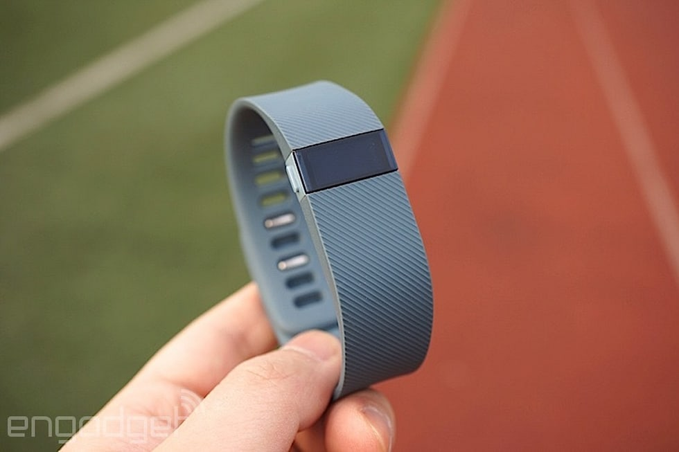Fitbit Charge 评测