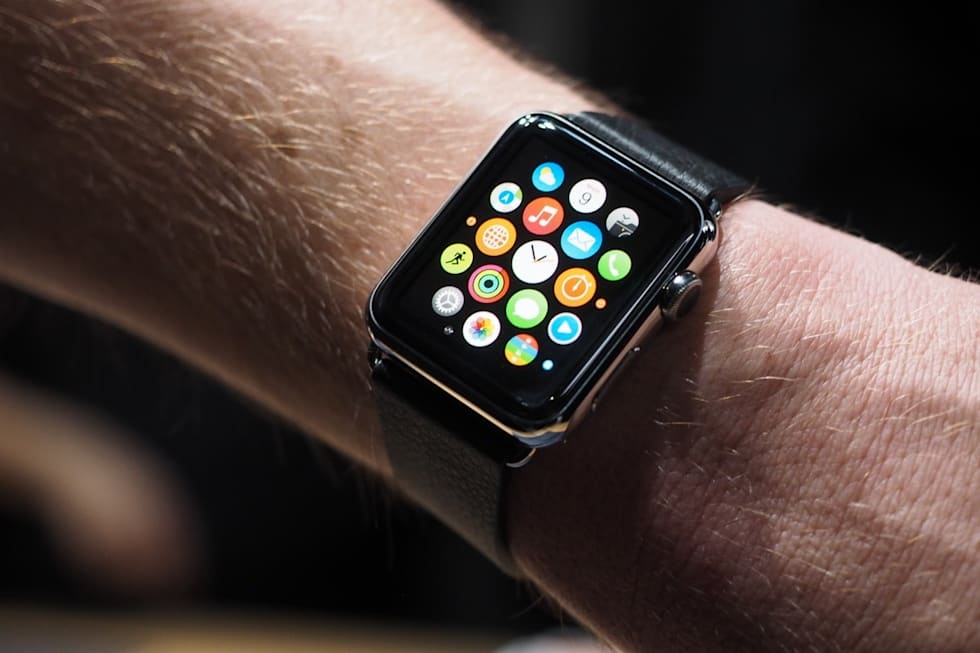 Apple Watch Edition hands-on