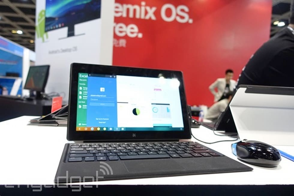 RemixOS and Remix Ultra-Tablet 動手玩