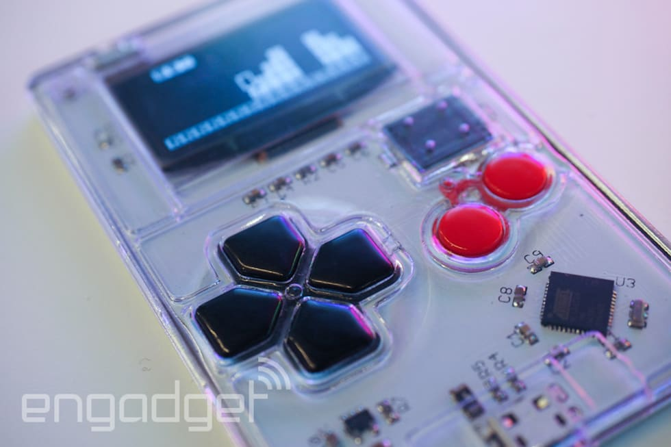 Experience dysentery on an arduino powered gameboy
