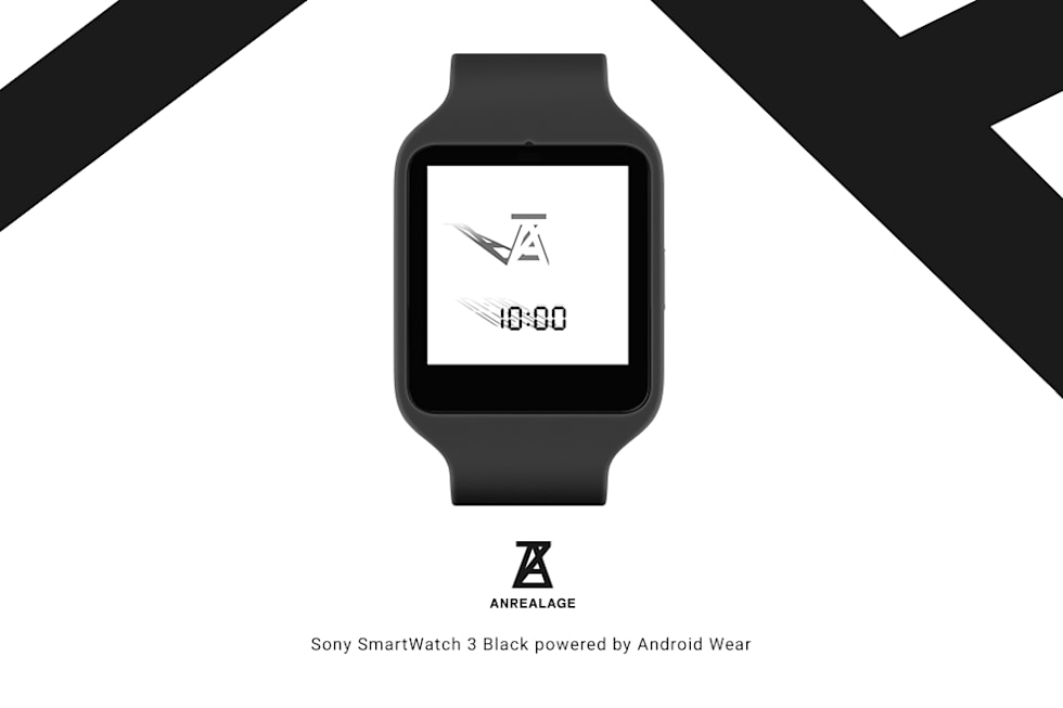 Android Wear watch faces Summer 2015 collection