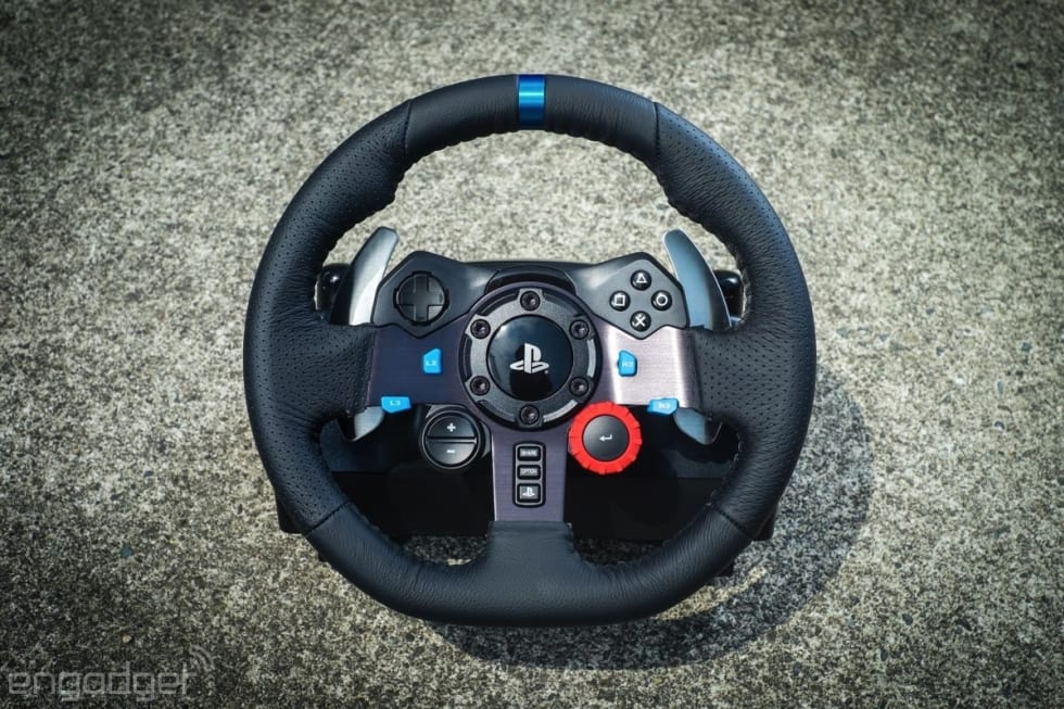 logitech g29 driving force drivers