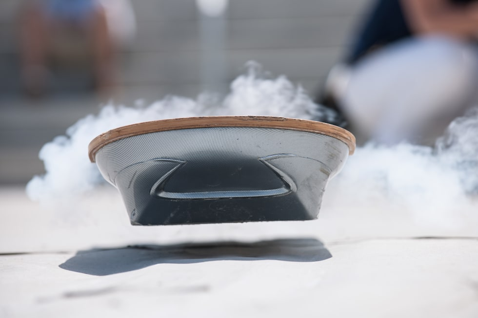 Lexus Hoverboard Price >> Lexus Let Skateboarders Put Its Hoverboard To The Test