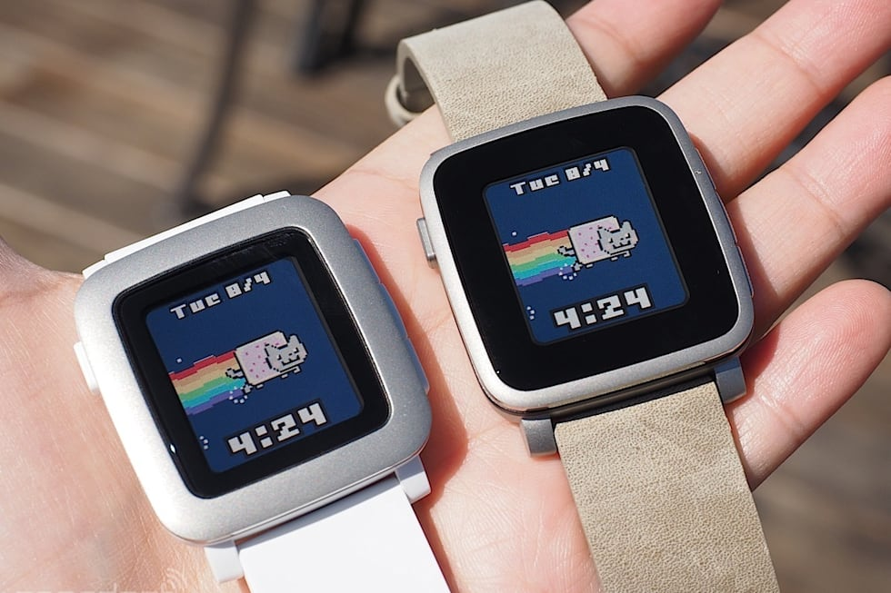 Gallery: Pebble Time Steel   33 Photos