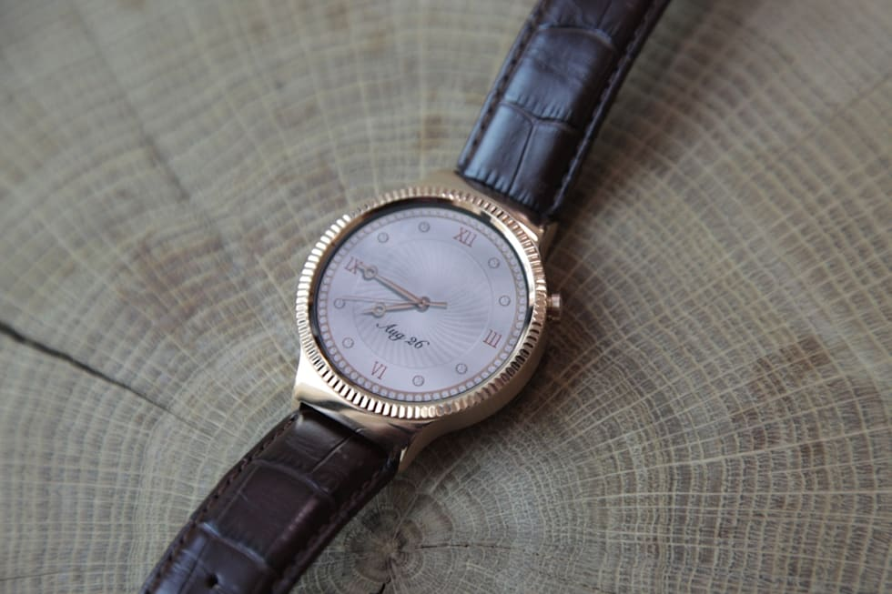 Hands-on with the Huawei Watch (again)