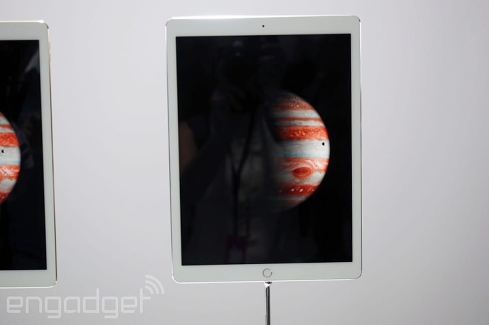 Hands-on with the iPad Pro
