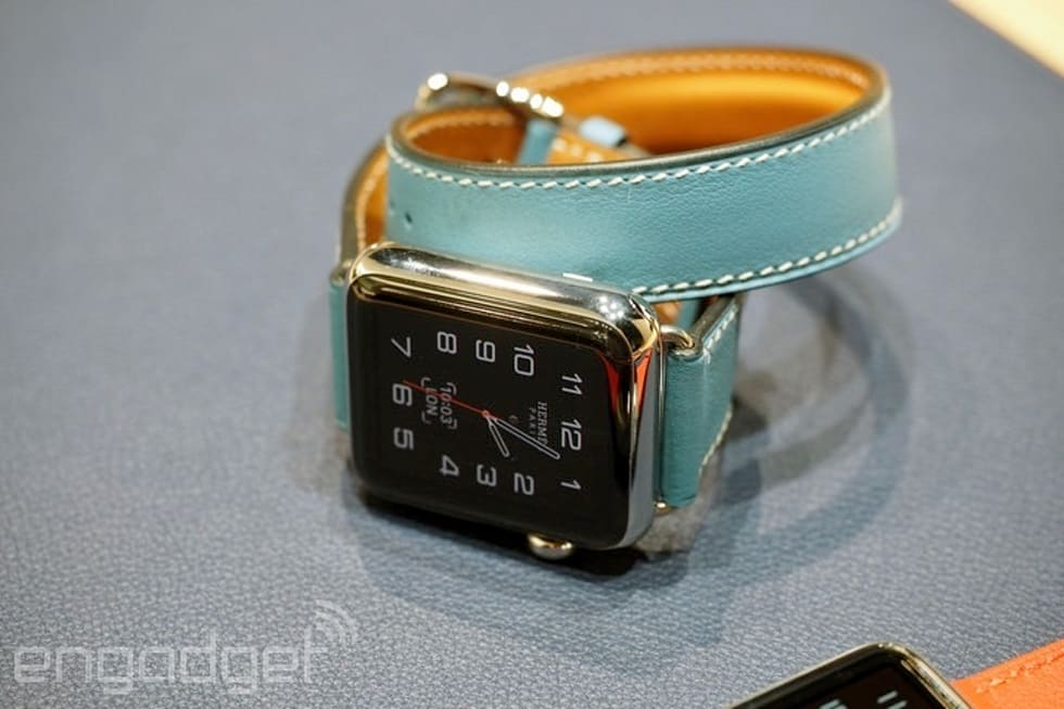 A look at Apple's new watch bands