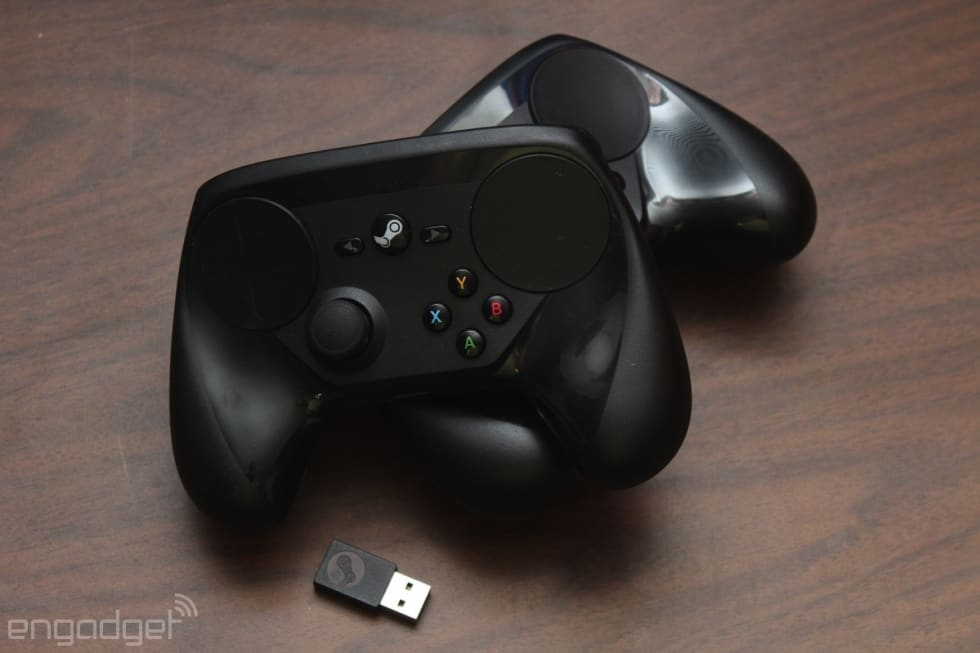 Six months with the Steam Controller